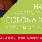 Corona Blend am 14.12.2018 im CU-Restaurant in Zug